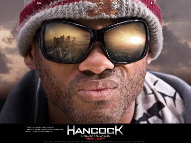 Will Smith stars as Hancock