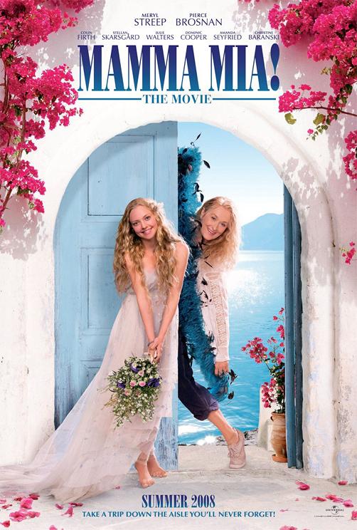 Mamma Mia! Theatrical Poster