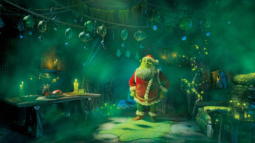 Eh-he-he! Presenting... Ogre Claus!! Ho! Ho! Ho!