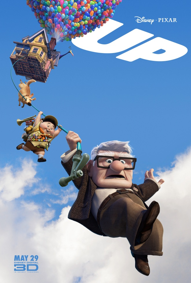 Up Theatrical Poster