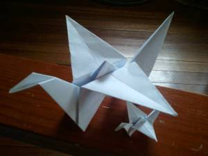 origami-crane-father-and-son