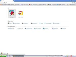 my-google-chrome-homepage