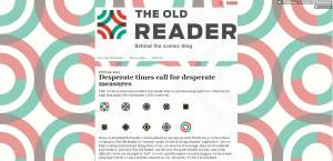 The-Old-Reader-going-private